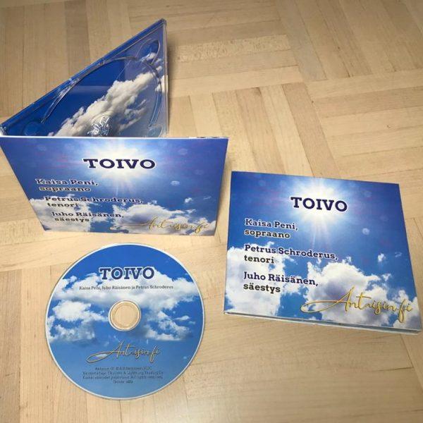 Toivo CD:t