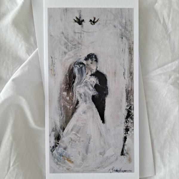 Sallamin kortti Rakkaus